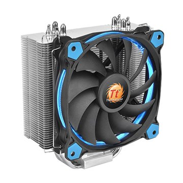 Thermaltake 曜越Riing Silent LED (藍)12公分散熱器