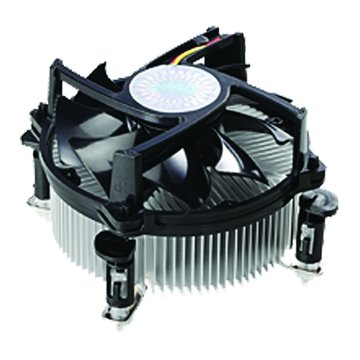 COOLER MASTER 訊凱科技LGA 775專用靜音型風扇