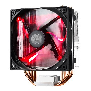 COOLER MASTER 訊凱科技 Hyper 212 LED 紅光LED散熱風扇