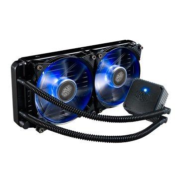 COOLER MASTER 訊凱科技Seidon 240P 海魔 水冷散熱器(藍光)