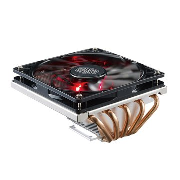COOLER MASTER  Gemin M5 紅光CPU空冷散熱器