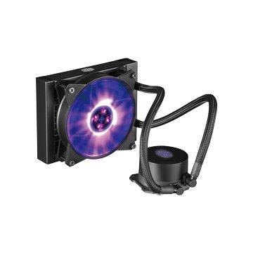 COOLER MASTER 酷碼科技 MasterLiquid ML120L RGB水冷(四針RGB)