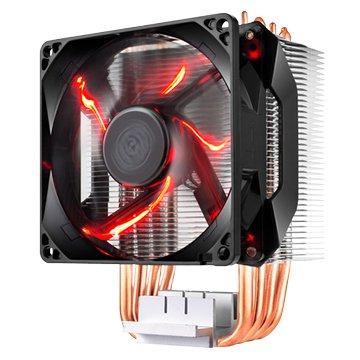 COOLER MASTER Hyper H410R 紅光CPU散熱器