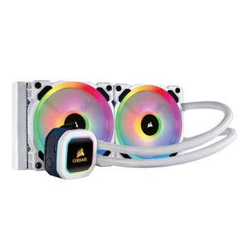 CORSAIR Hydro Series H100i RGB PLATINUM SE 240mm