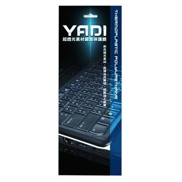 YADI 亞第科技 YD-KM-ASUS-04超透光鍵盤保護膜
