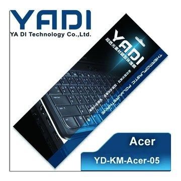 YADI 亞第科技YD-KM-Acer-05超透光鍵盤保護膜