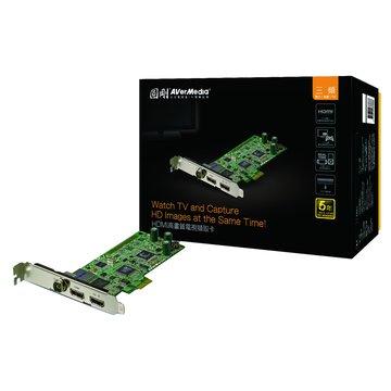 AVER 圓剛 H727/HDMI高畫質電視擷取卡(PCI-E)
