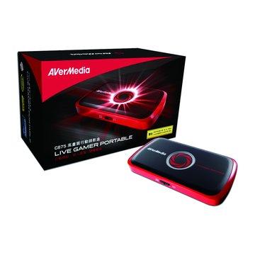AVER 圓剛易錄盒C875-Live Gamer Portable