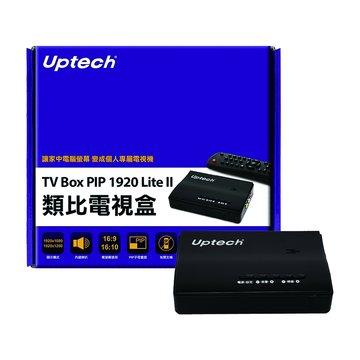 Uptech TV BOX PIP 1920 Lite II類比電視盒
