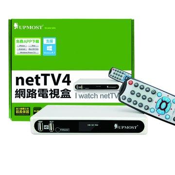 UPMOST 登昌恆 netTV4 網路電視盒