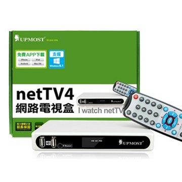 UPMOST 登昌恆 netTV4網路電視盒(舊換新版)
