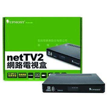UPMOST 登昌恆 netTV2網路電視盒