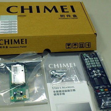 CHIMEI 奇美 奇美視訊盒 CMV B32LV700D