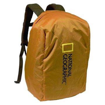 NATIONAL GEOGRAPHIC 國家地理頻道 A7200中小型後背包套(含帽)/黃