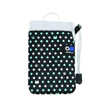 Kenko 肯高 AOSTA小型數位相機袋/綠色貓印