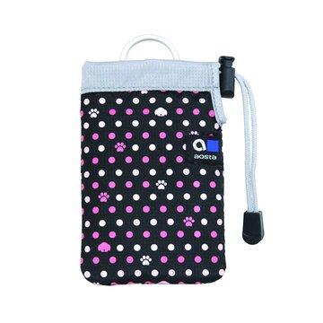 Kenko 肯高 AOSTA小型數位相機袋/粉紅狗印