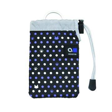 Kenko 肯高 AOSTA小型數位相機袋/紫色貓印