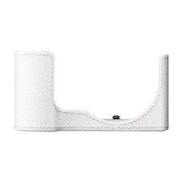 SONY 新力牌 LCS-EBD/W(A5000)機身皮套-白