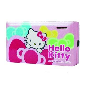 aibo Hello Kitty ATM+記憶卡讀卡機(粉紅)
