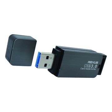 iCooby C3-03-B USB3.0讀卡機(黑)