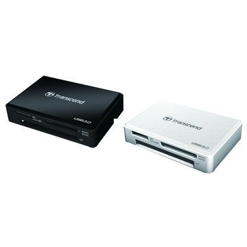 Transcend 創見RDF8 USB3.0多合一讀卡機