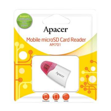 Apacer AM701讀卡機(顏色隨機)
