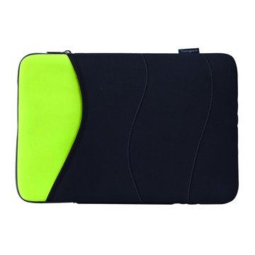 TARGUS 13Quash雙色內袋(黑綠)