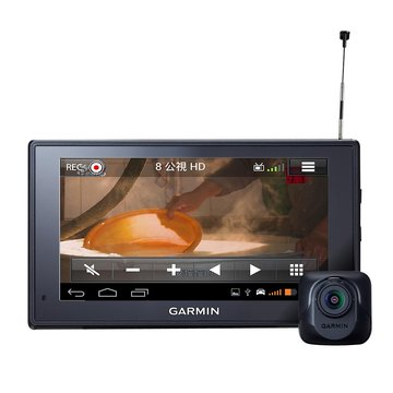 GARMIN Nuvi 4695R WiFi多媒體電視衛星導航(福利品出清)