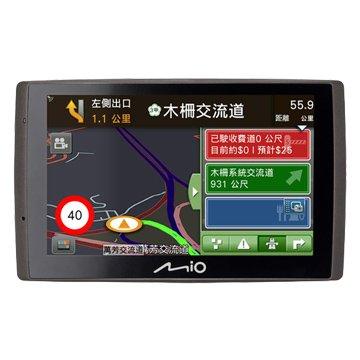 Mio Combo 5107 四合一行車記錄導航(福利品出清)