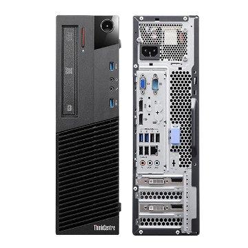 lenovo 聯想 M83SFF/i5/4G/500G/W8.1降W7P商用機(福利品出清)