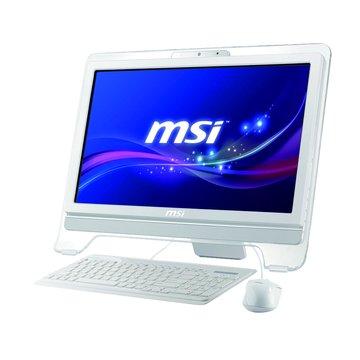 MSI 微星 AE2081/i3-3220/20多點觸控電腦(福利品出清)