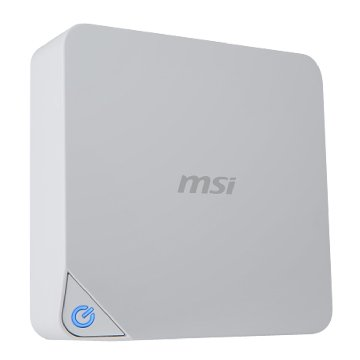 MSI 微星 Cubi 2-017XTW-W7750U4GX/I7-7500U/4G/256GSSD/NOS迷你電腦