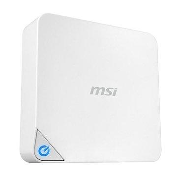 MSI 微星 Cubi-W3500U4G/i3迷你電腦(福利品出清)