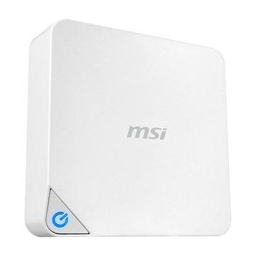 MSI 微星 Cubi-W7550U4G i7迷你電腦(福利品出清)