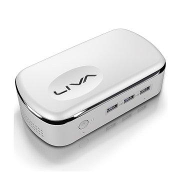 ECS 精英 LIVA X2 (2G/32G/NOS)零分貝迷你電腦