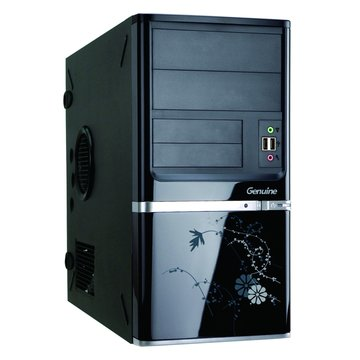 GENUINE 捷元 超速四核獨顯2/i5-2400電腦(福利品出清)