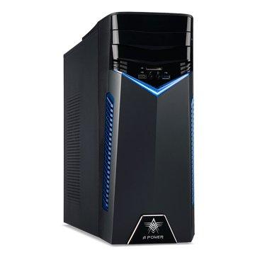 acer 宏碁A Power T100-I57400/8G/1050TI雙碟電競(福利品出清)