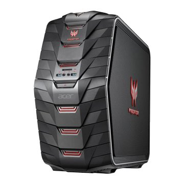 acer 宏碁 G6-710/6700K/GTX1080/W10雙碟頂極電競電腦(福利品出清)