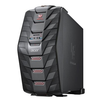 acer 宏碁 G3-710/6700/GTX1070/W10雙碟電競電腦