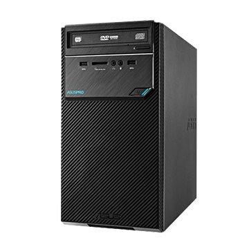 ASUS 華碩D320MT-I361000504W10降W7pro商用電腦(福利品出清)