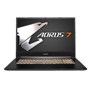 GIGABYTE AORUS 7 NA-7TW1021SH(i7-9750H/8G/GTX1650 4G/1T+256G PCIe/W10