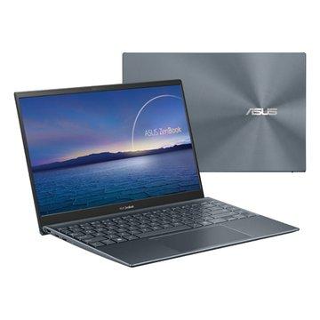 ASUS 華碩UX425EA-0122G1135G7綠松灰(無鼠/i5-1135G7/16G/512G SSD/W10) 筆電(福利品出清)