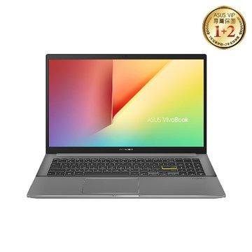 ASUS 華碩 S533EQ-0088G1135G7搖滾黑(i5-1135G7/16G/MX350/512G SSD/W10) 筆電