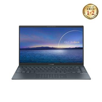 ASUS 華碩 UX425EA-0252G1135G7 綠松灰(無鼠/i5-1135G7/16G/512G SSD/400NITS/W10) 筆電