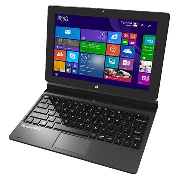 GENUINE 捷元 Genuine捷元 E10T3W含O365(Z3735F/2G/32GB/W8.1+OFFICE365)(福利品出清)
