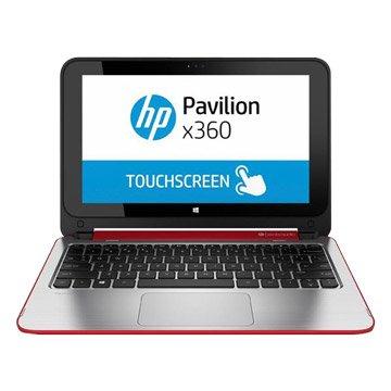 hp 惠普 Pavilion 11-n114TU 紅 11.6(Core M-5Y10/500G/W8.1)(福利品出清)