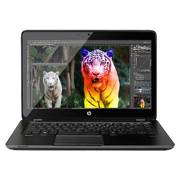hp 惠普 ZBook14 G2商用筆電(i7-5600U/8G/AMDM4150/1TB/WIN8PRO可降轉)(福利品出清)