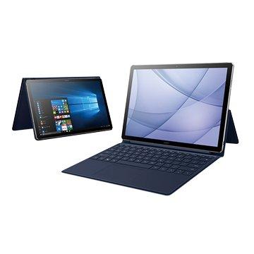 HUAWEI 華為 MateBook E 鈦銀灰+鍵盤(i5-7Y54/8G/256G SSD/W10)