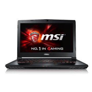 MSI 微星 GS40-010 14(17-6700HQ/8G/1TB+128SSD/GTX970 3G/W10)(福利品出清)