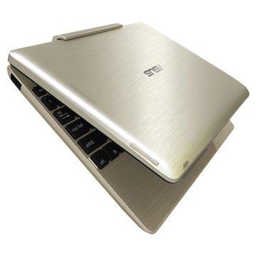 ASUS 華碩 T100TAM-0052GZ3775(金)(10.1吋/Z3775/64G/W8.1)(福利品出清)